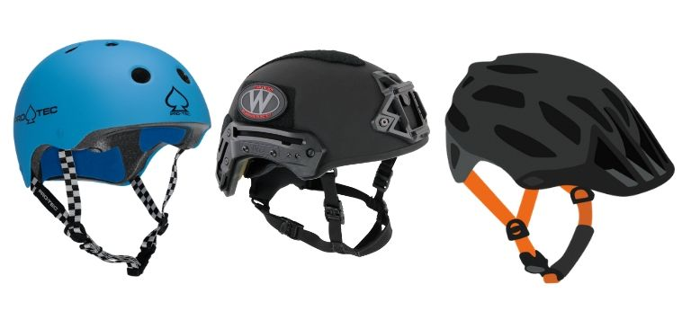 helmets for skateboarding