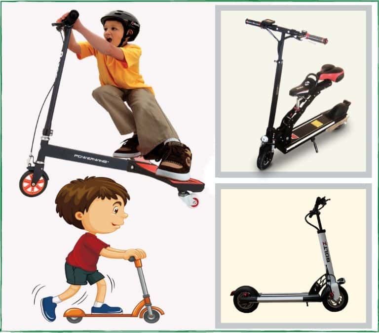 best electric scooter for teenager