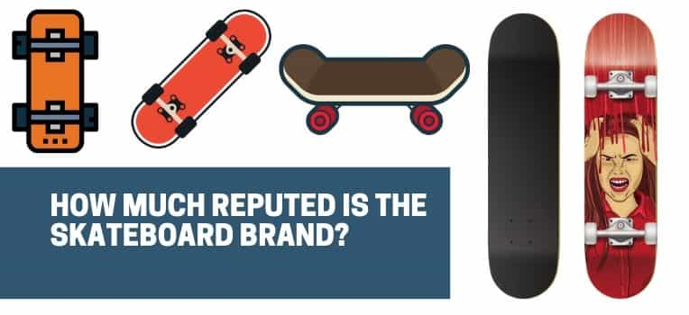 how much reputed is the electric skateboard brand
