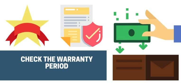 the warranty period of the electric skateboard