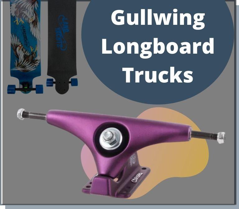 gullwing longboard trucks