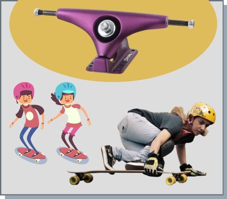 best skateboard trucks for street