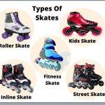 types of roller skates