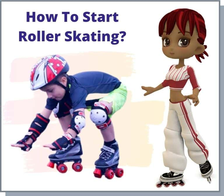 how to start roller skating