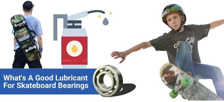 oil for skate bearings