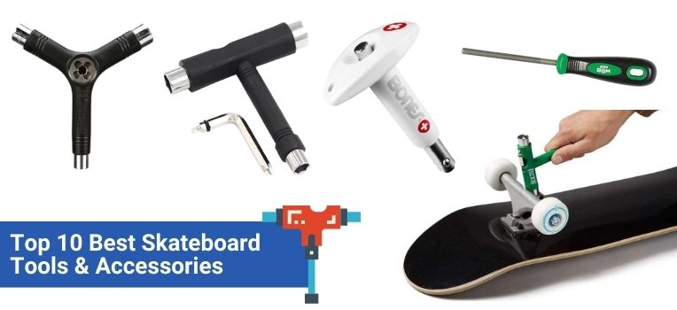 skateboard tools and accessories