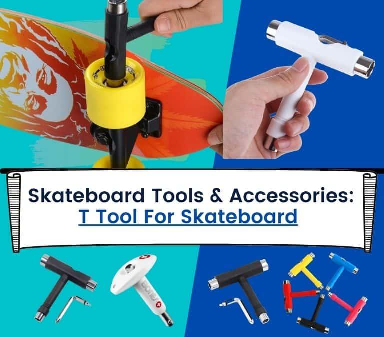 t tool for skateboard