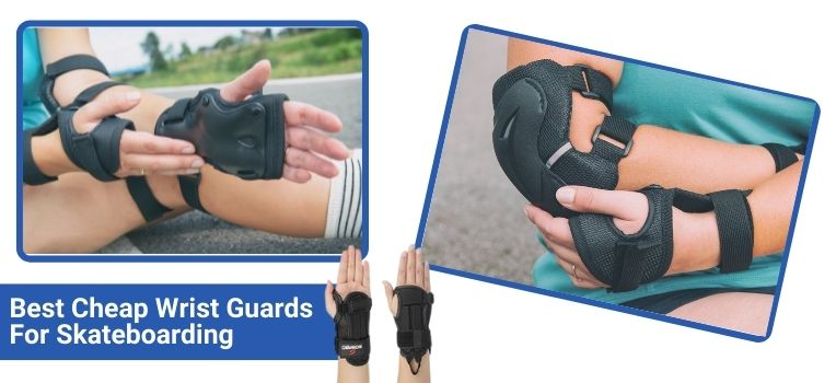 cheap wrist guards for skateboarding