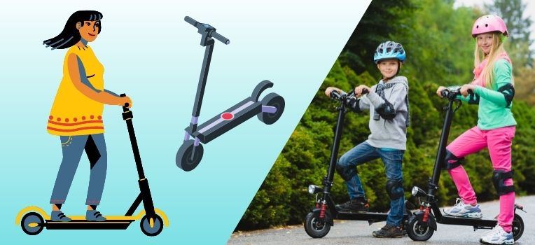 electric scooter safe for your child