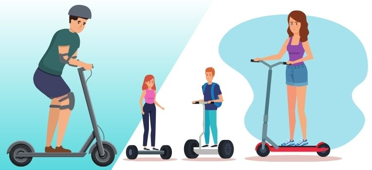 electric scoter buying guide